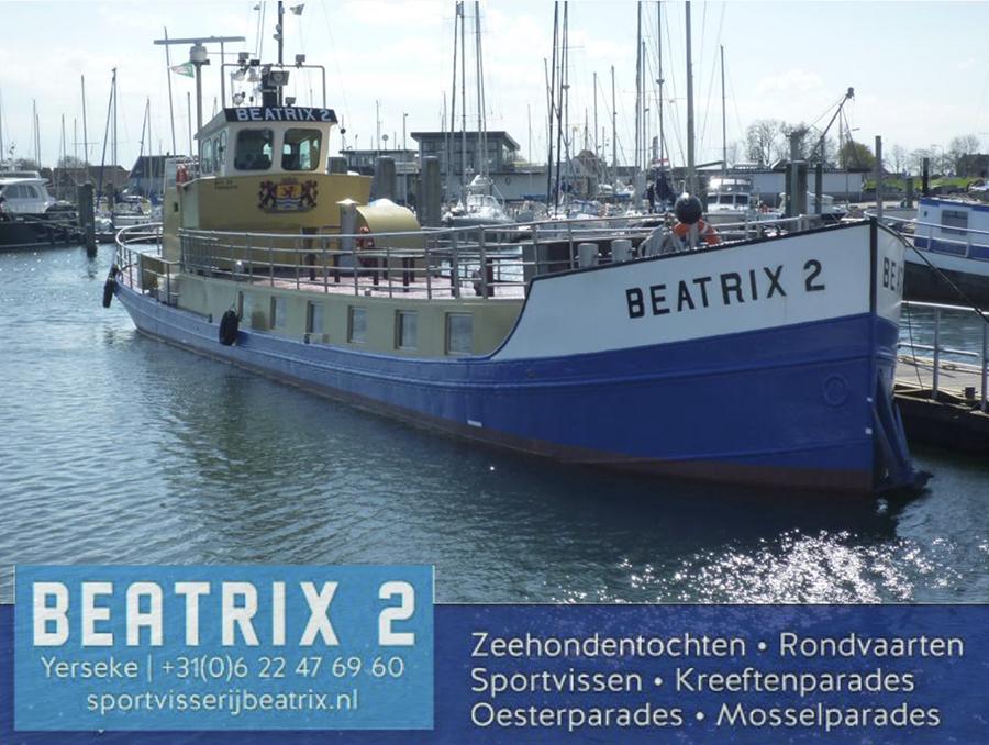 Beatrix sportvissen & events