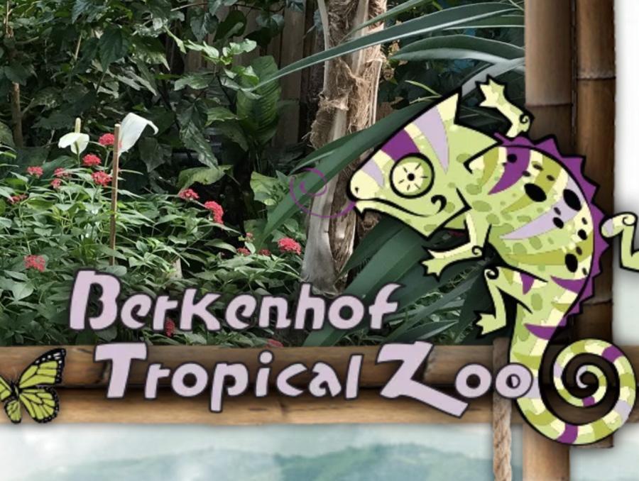 Berkenhof Tropical Zoo & restaurant