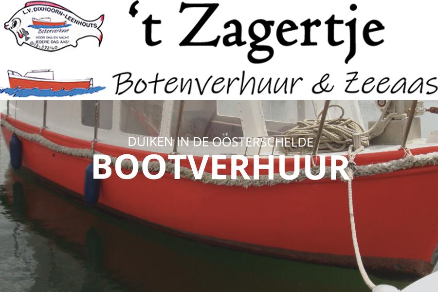 t Zagertje - bootverhuur - zeeaas