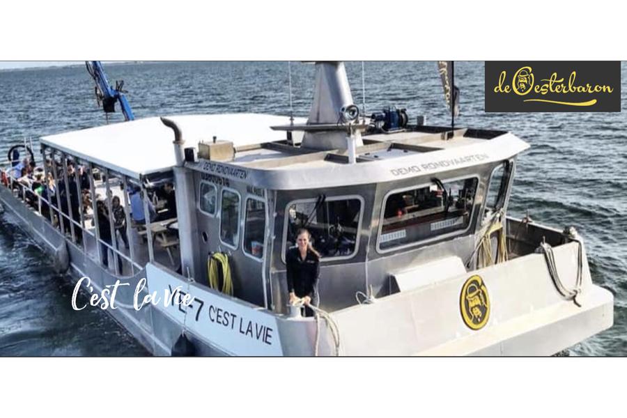Oesterbaron - oester experiences / demovaarten