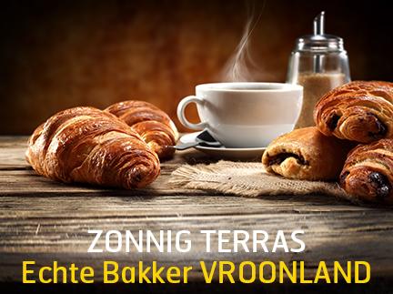 Terras Echte Bakker Vroonland