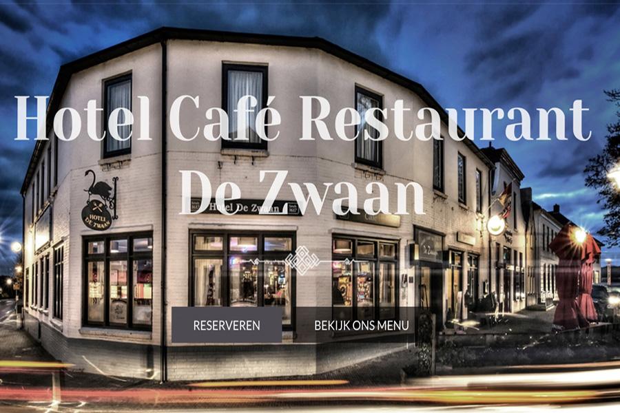 Zwaan hotel café restaurant - Kapelle