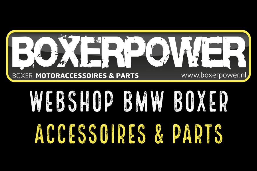 BOXERPOWER BMW Motorrad accessoires