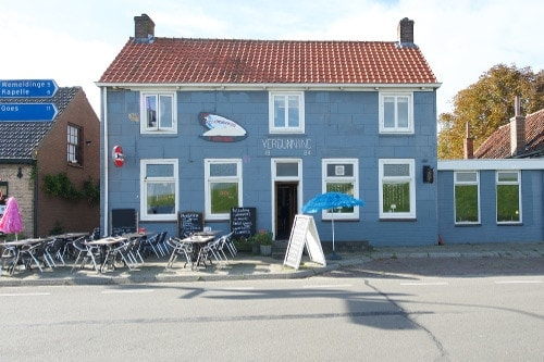 veerhuis café restaurant